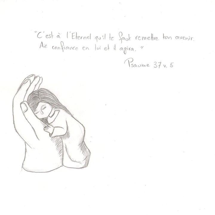Calme-toi ! Fais confiance à Dieu (Psaume 37) (1/2)