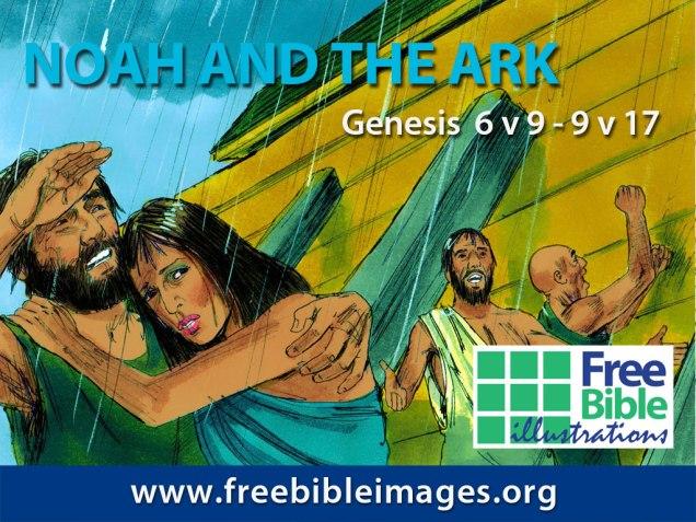 Genèse 6:9 – 9:17