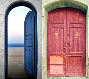 """""""Priez pour nous: Que Dieu nous ouvre une porte pour la parole afin que je puisse annoncer le mystère de Christ, à cause duquel je suis emprisonné"""" La Bible, Colossiens 4:3"""