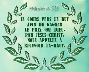Philippiens 3:14