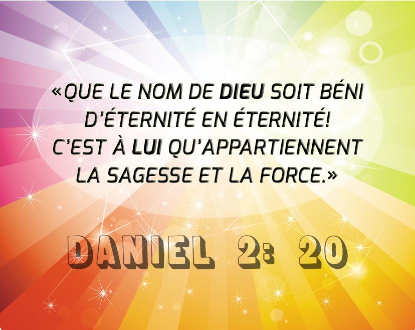 Souvent Dieu est puissant ! | www.la-Bible.info ZF49