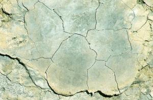 """""""Cette faute aura pour vous le même effet qu'une fissure se produisant dans une haute muraille ; un renflement apparaît et soudain, d'un seul coup, survient l'effondrement."""" La Bible,  Ésaïe 30:13"""