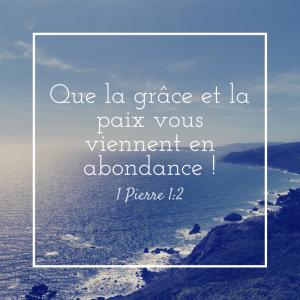 1 Pierre 1:2
