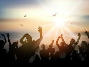 """""""...Celui qui vient du ciel est au-dessus de tous"""" la Bible Jean 3:31"""