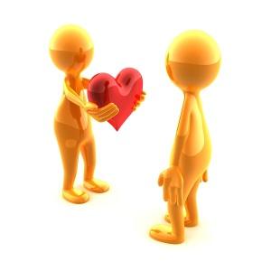 """""""Il n'y a pas de plus grand amour que de donner sa vie pour ses amis."""" La Bible, Jean 15:13"""