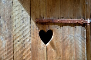 """""""Voici la porte de l'Éternel : C'est par elle qu'entrent les justes."""" La Bible, Psaumes 118:20"""