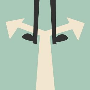 """""""Voici ce que dit l'Eternel: 'Je vous donne le choix entre le chemin de la vie et celui de la mort.'"""" La Bible, Jérémie 21:8"""